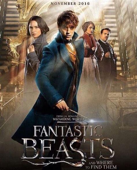 Fantastic Beast (2016)  Movie Review  Words & Rhythm