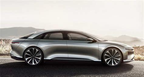 Electric Sedan by Lucid Upcoming Electric Sedan Wordlesstech