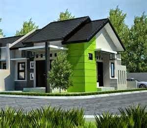 kumpulan desain rumah minimalis hook  lantai godeanwebid