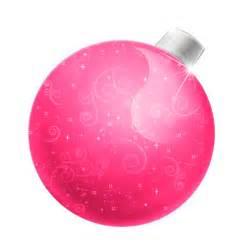 christmas ball pink icon christmas icon set softicons com