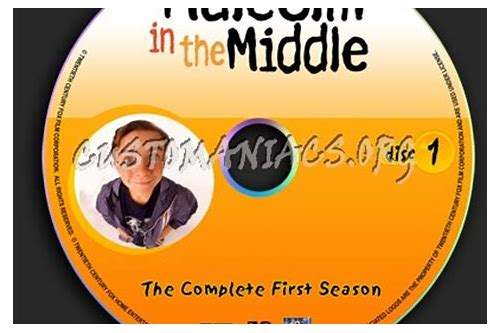 malcolm in the middle all seasons download