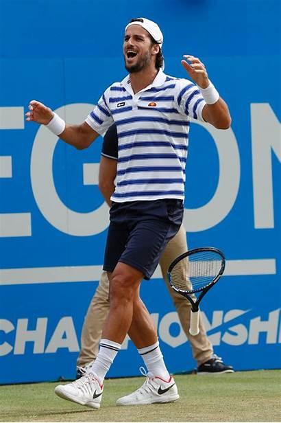 Feliciano Lopez Crowned Tennis Wimbledon Ahead Queen