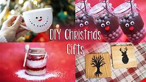 Last Minute DIY Christmas Gifts Easy Affordable YouTube