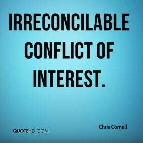 Famous Quotes Conflict Of Interest