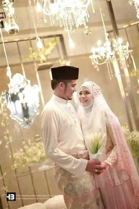 malaysian muslim wedding dress fashion