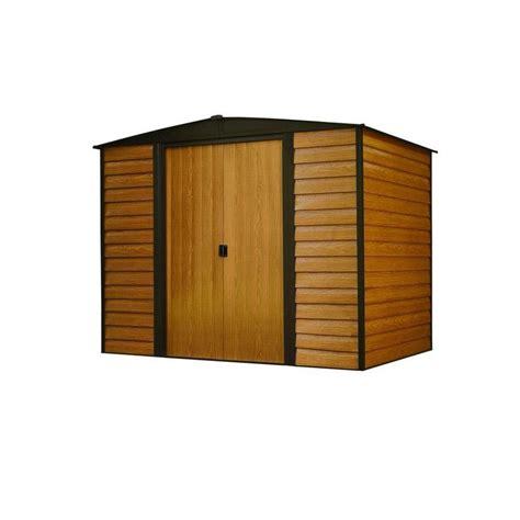 Arrow Woodridge Steel Storage Sheds by 25 Best Ideas About Metal Storage Buildings On