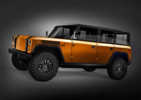 bollinger motors previews   door version