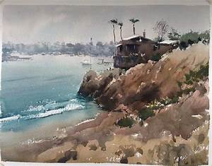 Frank Eber – Bluff Top Park Eber Usa, Paintings 13