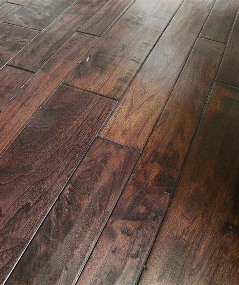 Vanier Engineered Hardwood Classic Width American Walnut