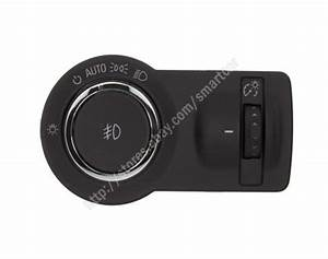2012 Chevy Cruze Eco Fog Lights Headlamp Auto Light Fog Light Switch For 2012 2013 2014