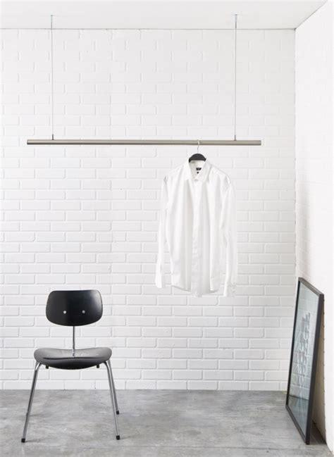 Kleiderstange Der Decke by Freih 228 Ngende Garderobenstange Kleiderstange Airjust