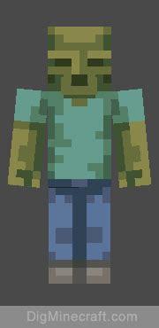 freaks  zombies skin pack  minecraft