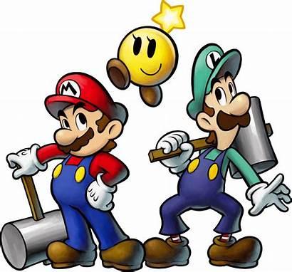 Luigi Mario Inside Story Starlow Artwork Bowsers