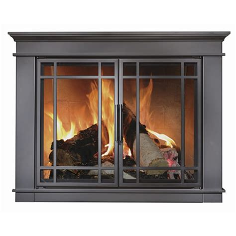 fireplace mantels matheson masonry fireplace doors with steel welded frame