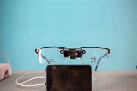 glasses haptic blind weigh nguyen 200g approximately hai pair ba which helping magic eyes