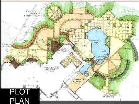 landscape architecture drawing landscape architecture drawings presentation