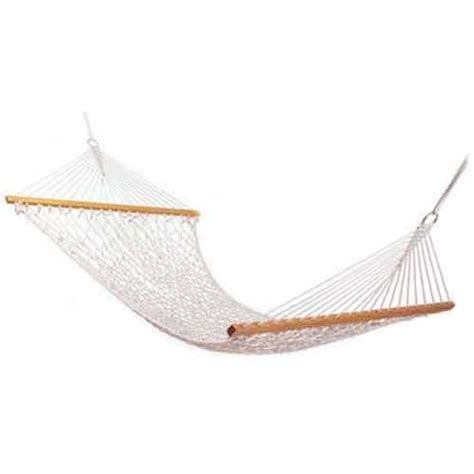 single cotton rope hammock lc  rs  piece cotton hammock id