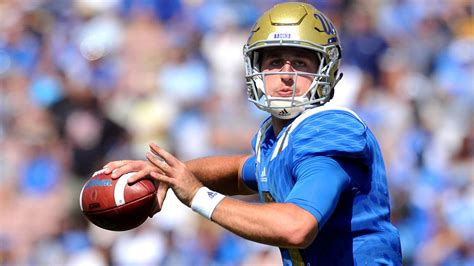 Nfl Standings Predictions 2015 by Ucla And Josh Rosen Are Embracing Big Changes For 2016