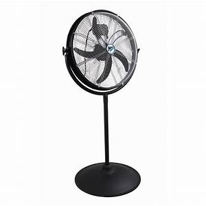 MaxxAir 20 in Pedestal Fan with Outdoor Rating-HVPF 20 OR