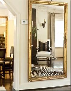 Grand Miroir Ikea : un grand miroir agrandit l 39 espace le blog de adeline ~ Teatrodelosmanantiales.com Idées de Décoration