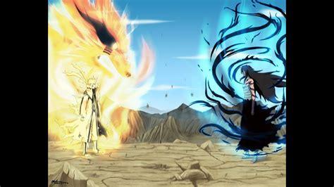 naruto uzumaki  sasuke uchiha final battle amv