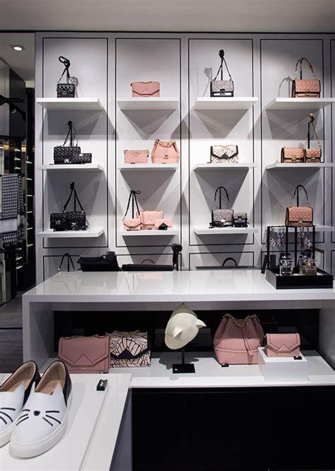 karl lagerfeld opens  design store  kuwait news