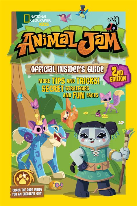 animal jam official insiders guide  edition