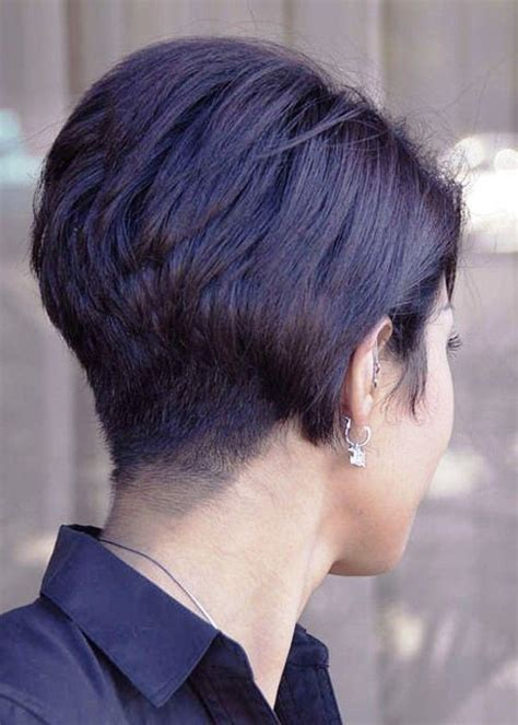 short stacked bob haircuts pictures short stacked wedge haircut