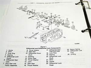 Ford 2120 Tractor Parts Diagram