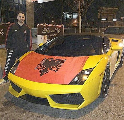 auto mit albanische flagge? | ask.fm/Balkaneeer