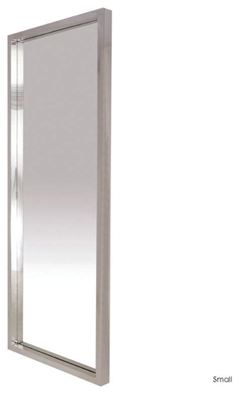 floor mirror narrow glam floor mirror narrow small contemporary floor mirrors by inmod