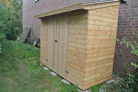 Holzhütte Selber Bauen Anleitung by Lean To Shed Bauanleitung Zum Selber Bauen Heimwerker