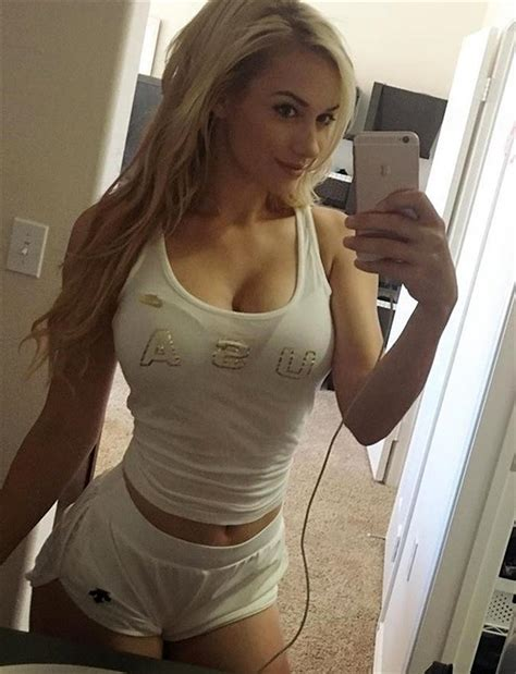 Paige Spiranac Nude Leaked Photo And Sexy Private Selfies