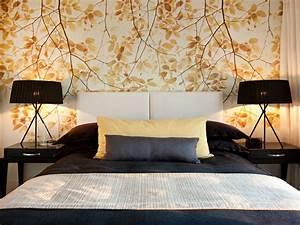 Papier Peint Chambre Adulte Tendance : optez pour le papier peint pour une d coration murale design ~ Preciouscoupons.com Idées de Décoration