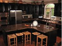 black cabinets in kitchen An Guide For Buying Black Kitchen Cabinets | Cabinets Direct
