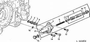 John Deere 2750 Hydraulic Problems