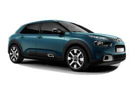 Citroën C4 Cactus 2018 - Wheel & Tire Sizes, PCD, Offset