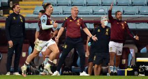 'Now we've got the season in our own hands' - Aston Villa ...