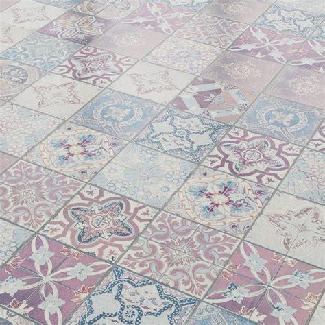 liberty floors aurora mm ornate hacienda tile laminate