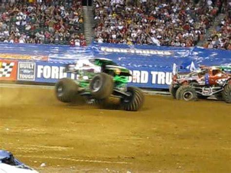 monster truck show in philadelphia grave digger monster truck dennis anderson freestyle at