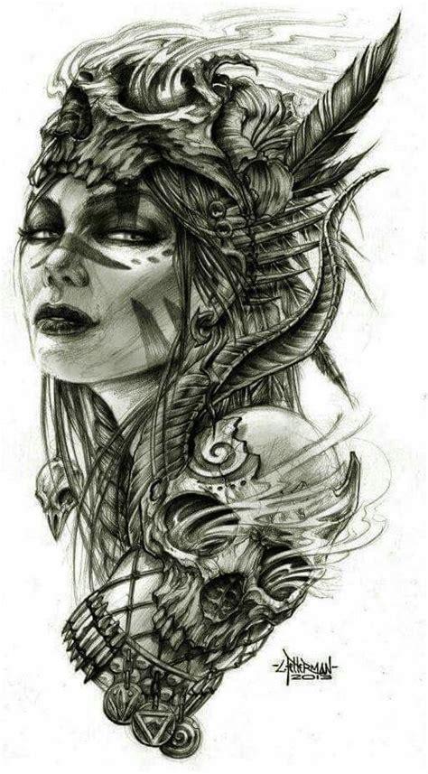 de  baesta ideerna om viking tattoos pa pinterest