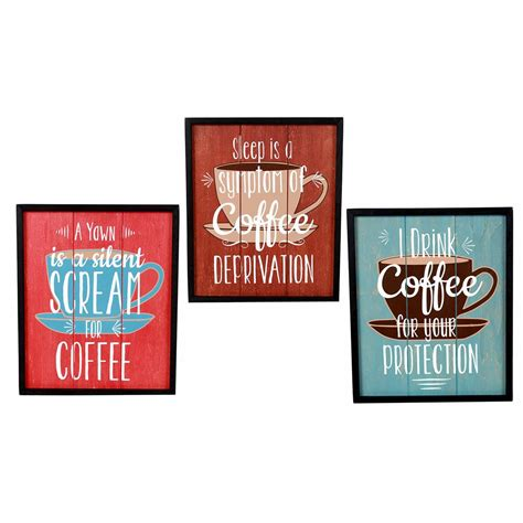 Order the freshest coffee for your home or office, and the latest woods coffee merchandise, including mugs, hats, and sweatshirts! Coffee Sayings Wood Plank Wall Art