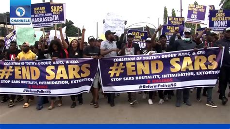 #endsars Protests Against Police Brutality (+PHOTOS/VIDEO ...