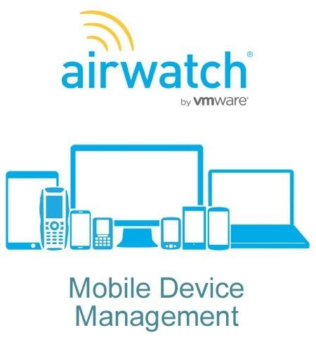 zebra airwatch mobile device management  barcode