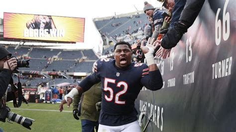 bears  schedule includes  prime time games  london