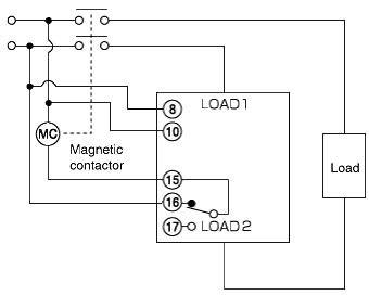 power controller failure detection wiring faq