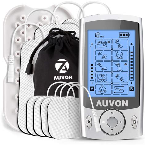 Amazon.com: AUVON TENS Unit Pads 2X2 20-Pack, 2nd Gen
