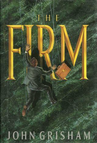firm  john grisham reviews discussion bookclubs