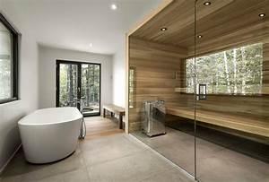10, Sterling, Saunas, In, Modern, Homes
