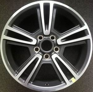Ford Mustang 3808aMG OEM Wheel | AR3Z1007D | AR331007BB | OEM Original Alloy Wheel